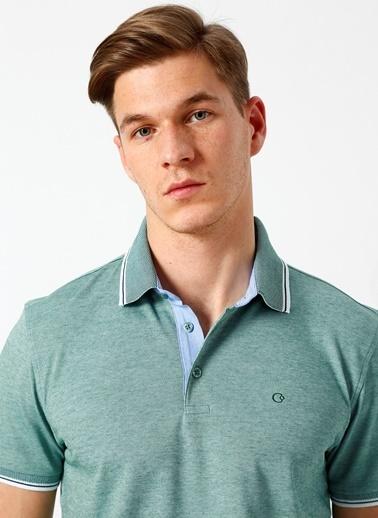 Cotton Bar Tişört Yeşil